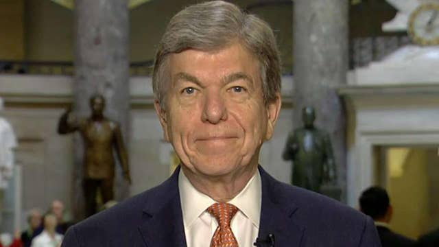 Sen. Roy Blunt will support Trump's decision on Iran deal