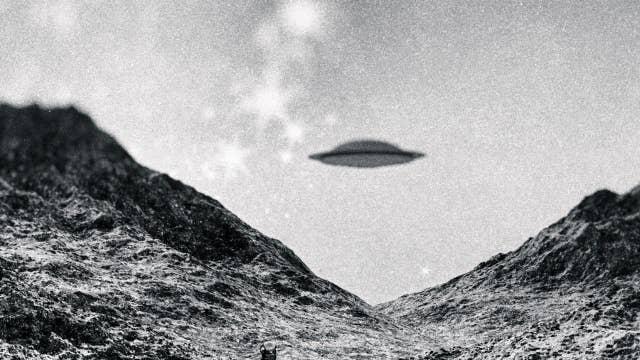 UFO documents reveal how UK handled 'mania'