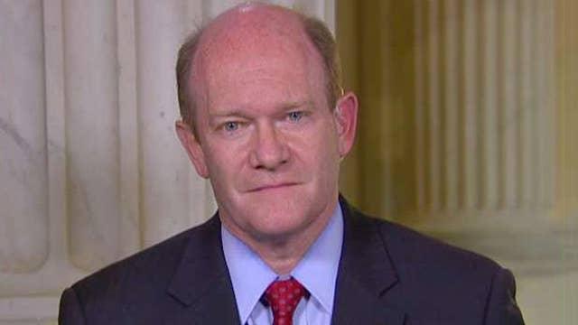Sen. Coons: Deal never sought to end Iran's missile program