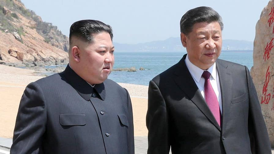 Chinese President Xi Jinping holds another summit with North Korean leader Kim Jong Un; senior foreign affairs correspondent Greg Palkot reports from London.