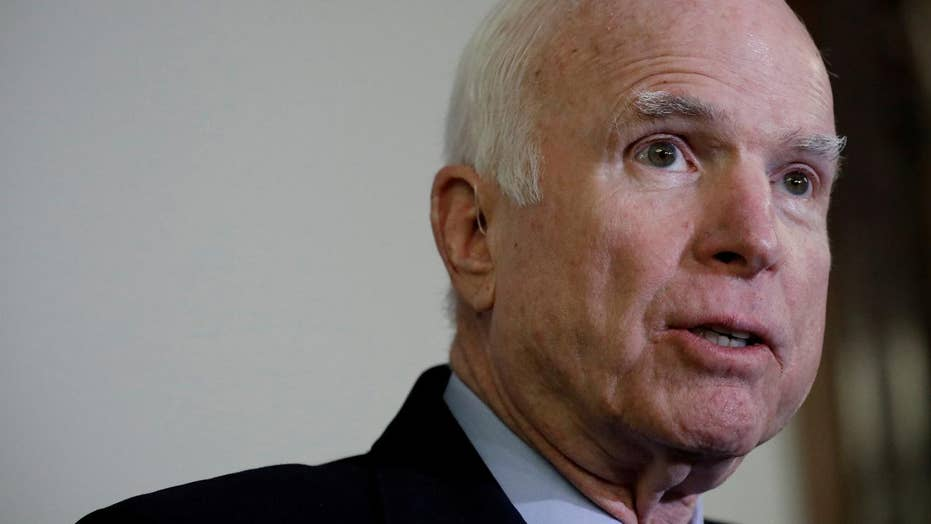 Exposing the media's disingenuous relationship with McCain