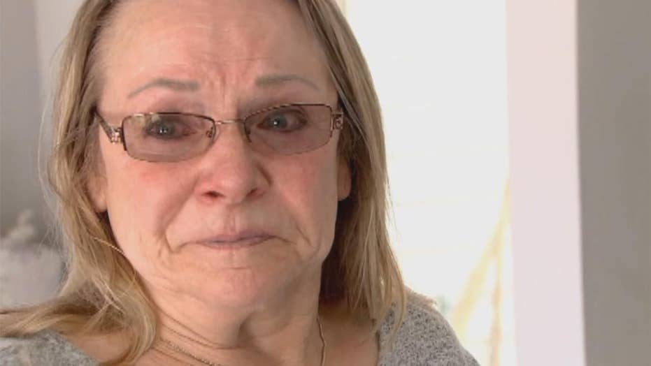 Hurricane Harvey victim's home robbed