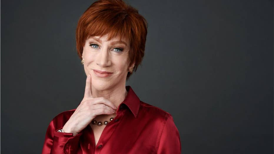 Comedian Kathy Griffin Claims She is on a 'kill List'