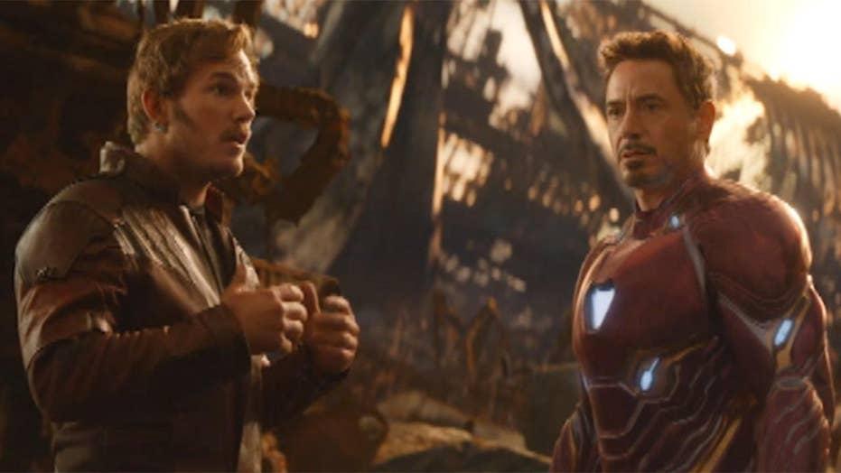 Avengers: Infinity War' scores second-highest week 2 ever