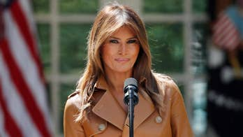 Liberals take shots at the first lady's 'Be Best' initiative.