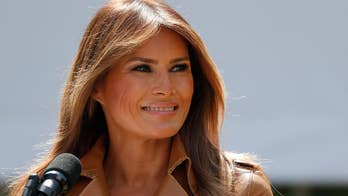 Poll: Melania's popularity ratings soar. Author on why Melania Trump's favorability is up despite media attacks.