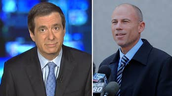 'MediaBuzz' host Howard Kurtz weighs in on Stormy Daniels' lawyer Michael Avenatti diverting the more import Iran Nuclear Deal news to him and his claims that Michael Cohen received money from a Russian oligarch.