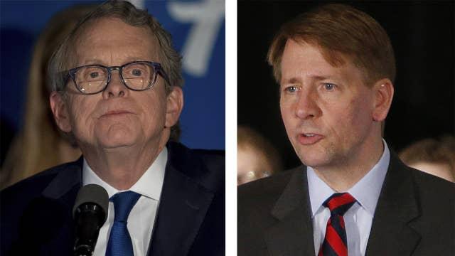 DeWine, Cordray to meet in Ohio gubernatorial race