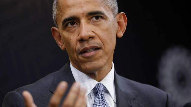 Obama criticizes Trump's decision to exit Iran deal