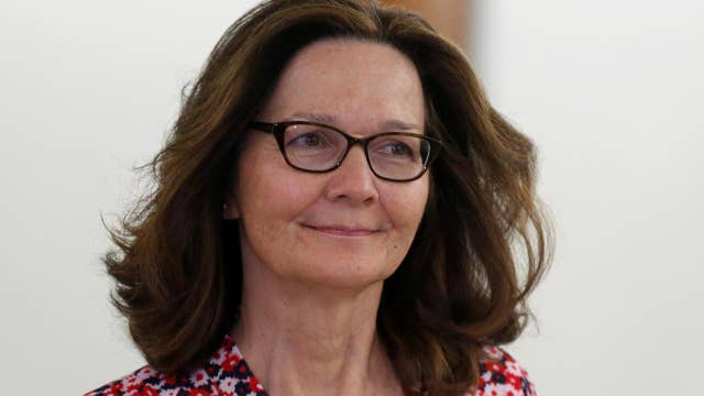 BuzzFeed releases CIA documents ahead of Haspel hearing