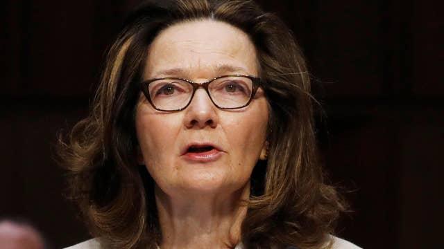 Haspel: CIA won't restart detention, interrogation program