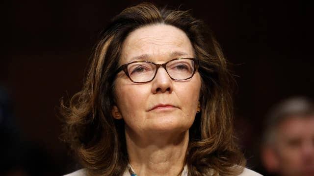 Haspel: We must make CIA as effective as it can possibly be