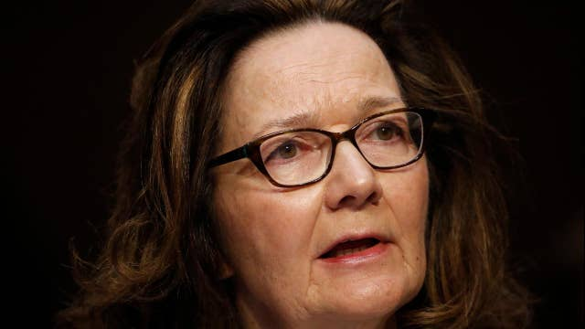 Haspel: CIA must act consistent with American values