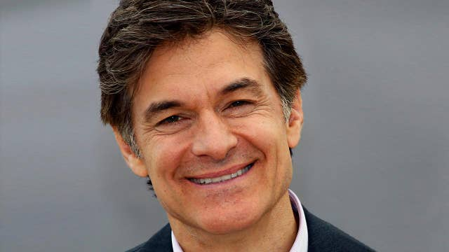 Dr. Oz ready to tackle new topics