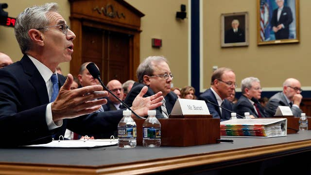 Pharmaceutical distributors apologize on Capitol Hill