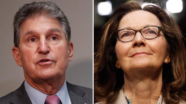 Senator Joe Manchin to vote yes on Gina Haspel