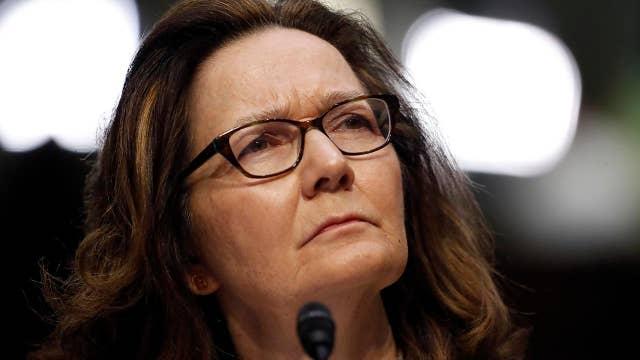 Senators question CIA director nominee Gina Haspel