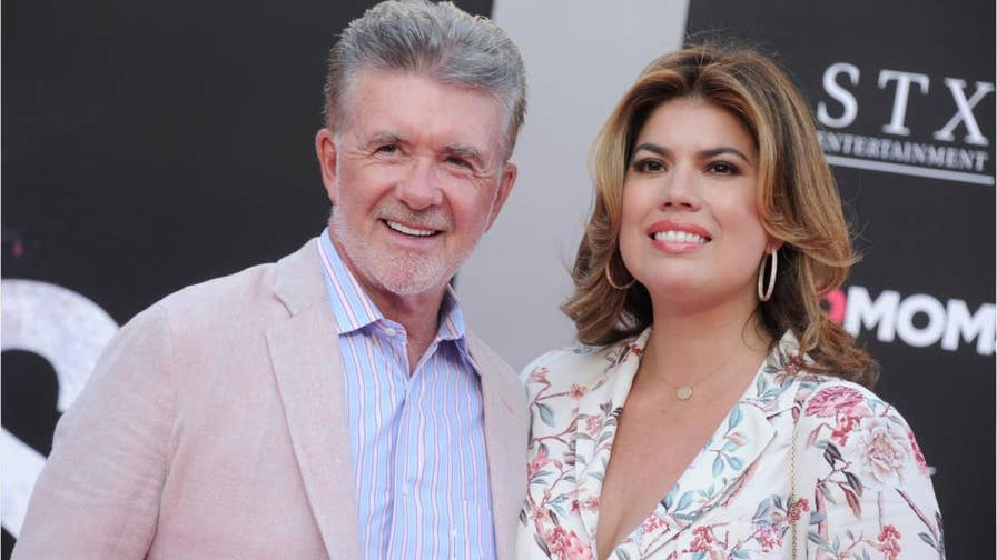 """The late Alan Thicke's wife, Tanya Callau, is claiming that the actor's sons, Robin and Brennan, are keeping her away from her inheritance.  Callau has now decided to act and says she will take the brothers to court if they do not """"meet her demands."""""""