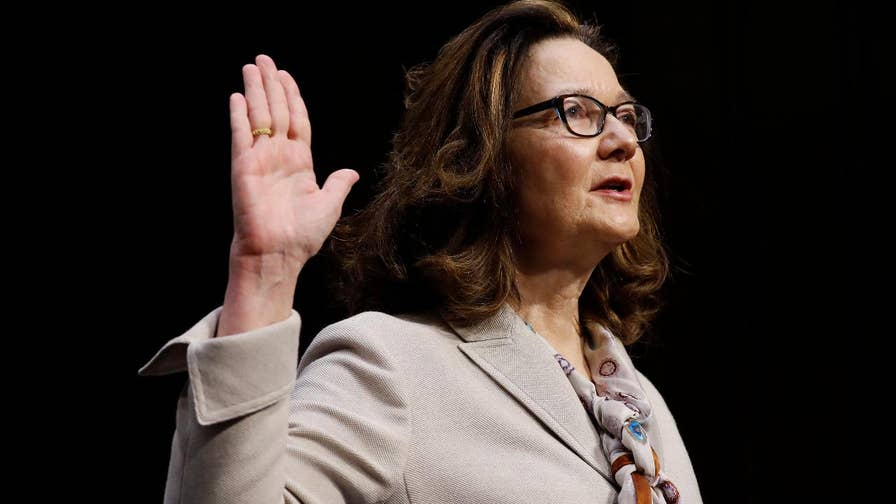 President Trump's nominee for CIA director faced tough questioning during her confirmation hearing. Here are some of the highlights.