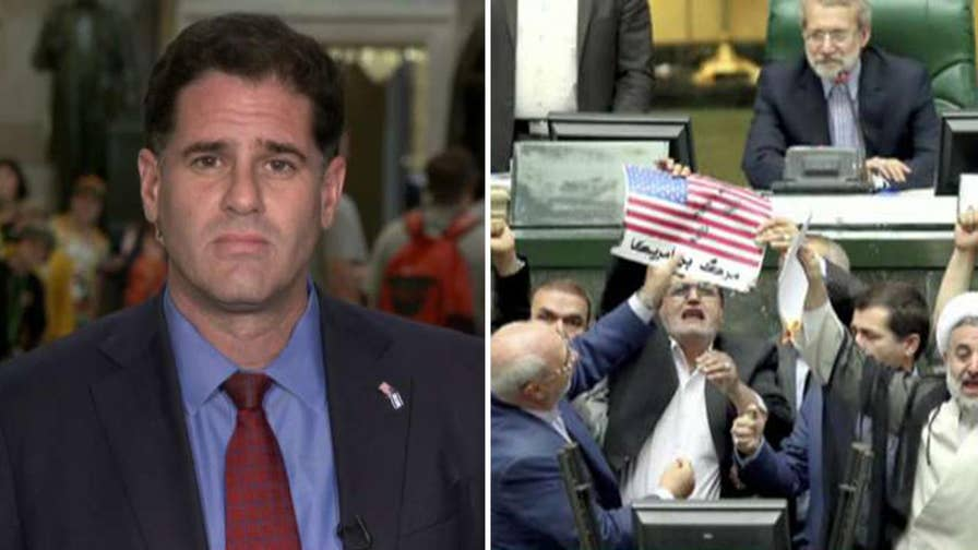 Israeli Ambassador to the U.S. Ron Dermer joins 'Your World' with reaction to President Trump's Iran deal decision, insight on how crude oil prices will be affected.