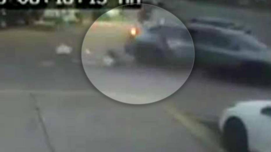 11-year-old leaps from moving SUV in attempted carjacking