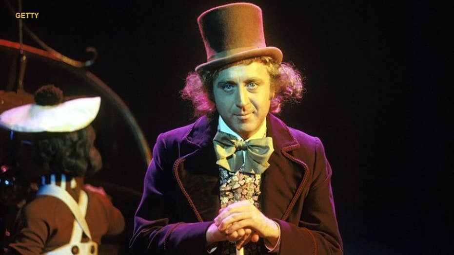 Gene Wilder wanted his legacy to be more than 'Willy Wonka'