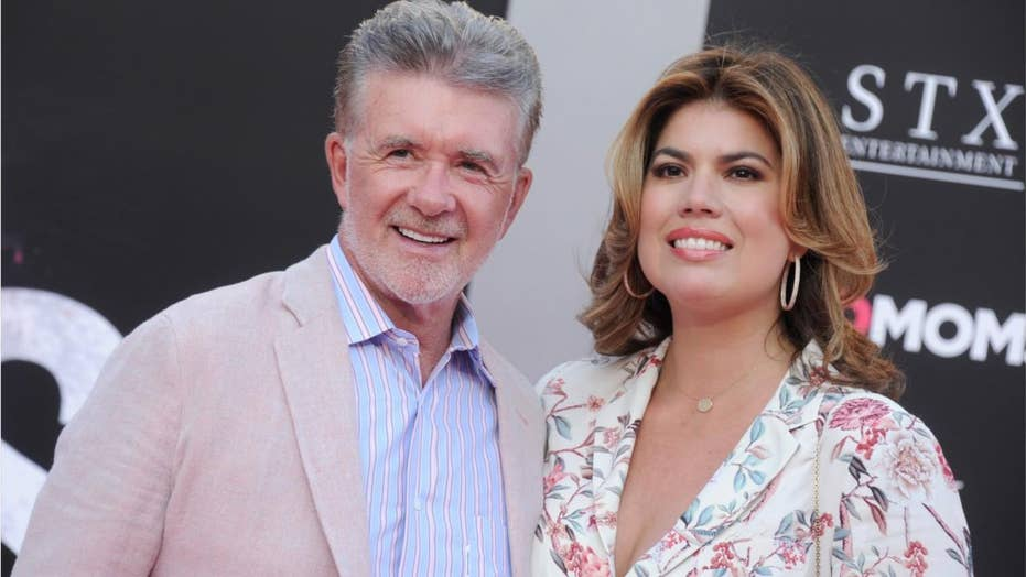 Alan Thicke's widow: Thicke sons are keeping me out