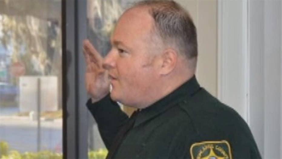 Florida deputy shot, killed responding to dispute over cat