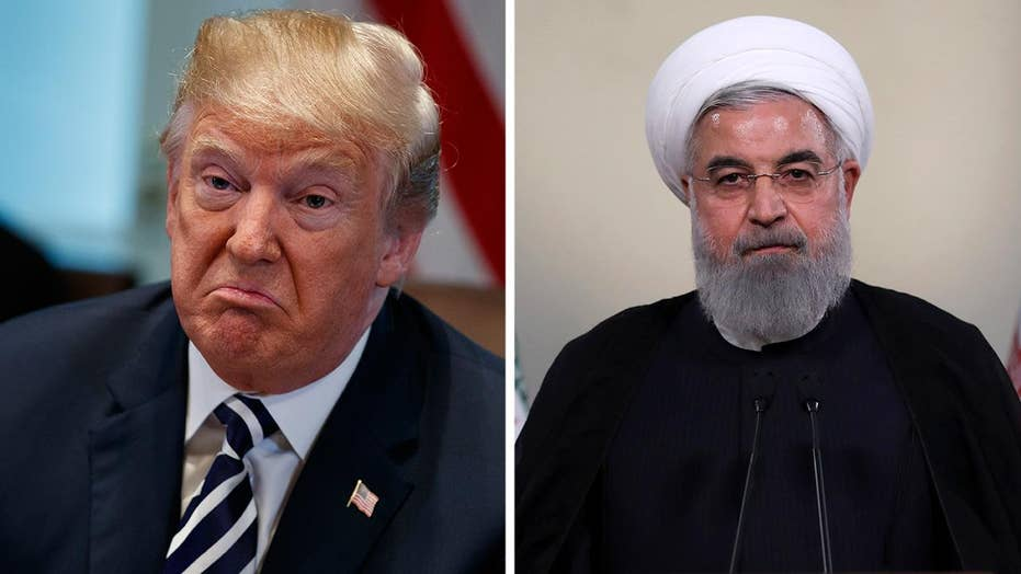 Trump administration working on replacement for Iran deal