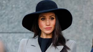 Meghan Markle, who is gearing up to marry Britain's Prince Harry, is advised by future Countess of Sandwich Julie Montagu to maintain her all-American roots in a new documentary.