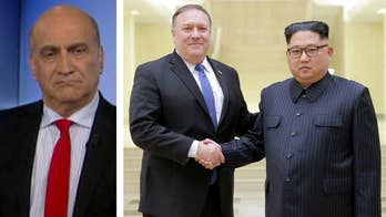 Trump is expected to meet with Kim Jong Un after American detainees are released from North Korea; Walid Phares, Dan Bongino and John Glaser react on 'The Ingraham Angle.'