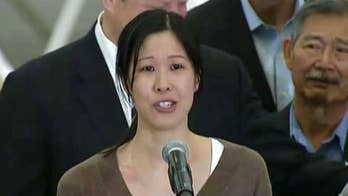 Jennifer Griffin looks back at the recent history of North Korea detainees.