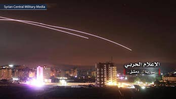 Israel strikes back at Iranian aggression, while Iran lies and pretends it won a victory