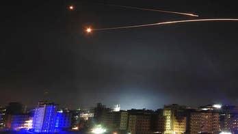 Israeli military operation follows Iranian rocket attack; Benjamin Hall reports from Jerusalem.