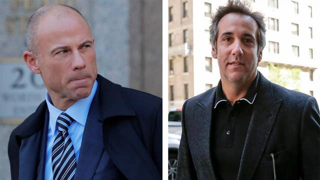 Avenatti accused of sharing info about wrong Michael Cohens