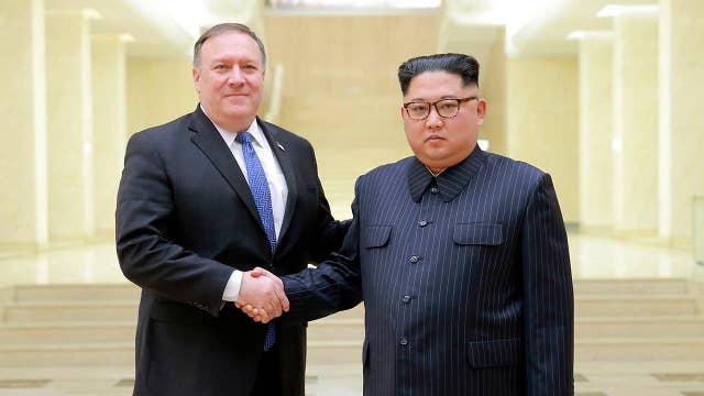Mike Pompeo secures release of three US prisoners