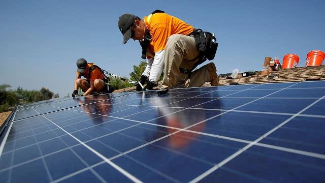 Solar panels now required on California homes