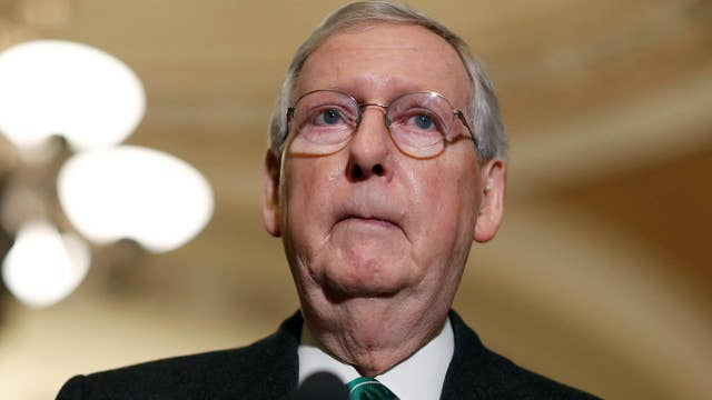 McConnell trying to push through judicial nominees