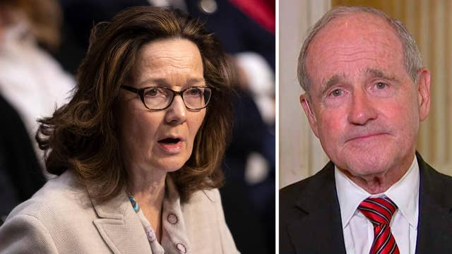 Sen. Risch: Haspel is the right person for this job