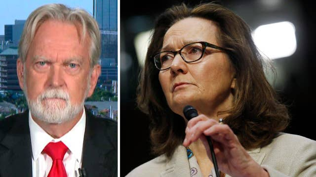 Dr. Mitchell: Questions to Haspel based on partisan politics