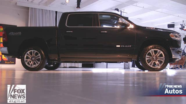 Ram's stylish and sophisticated new pickup