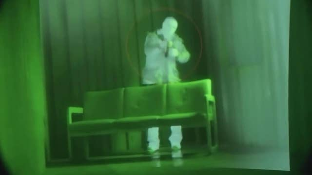 U.S. Army sets sights on new night vision technology