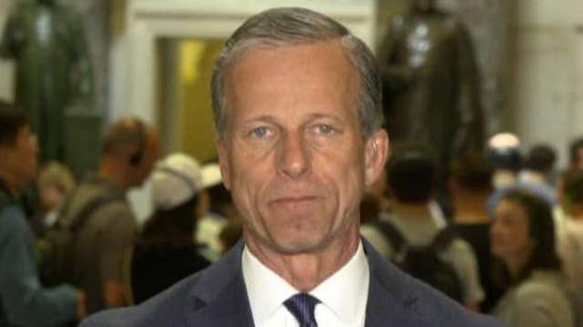 Sen. Thune on Haspel: Could be a very close vote