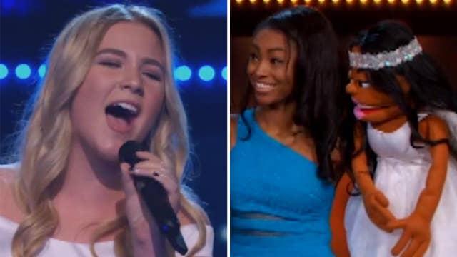 Singers vs. comics: Who has the advantage at 'The Apollo'?
