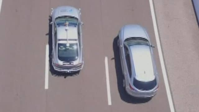 Self-driving tech tested on closed Tampa highway