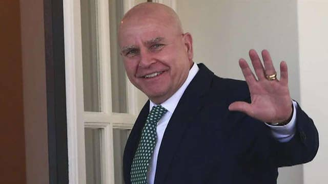 Nurse charged in death of H.R. McMaster's father