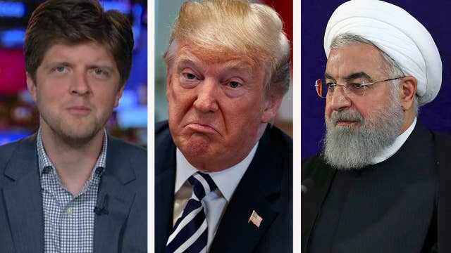 Buck Sexton: Trump's Iran deal withdrawal is a promise kept