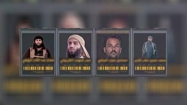 Report: Five ISIS leaders captured