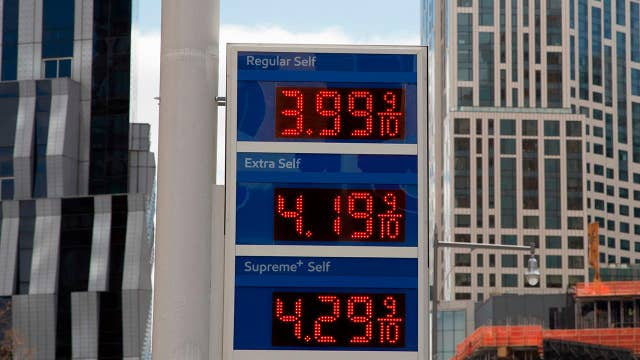 Cost of gas a big reason for rise in consumer prices