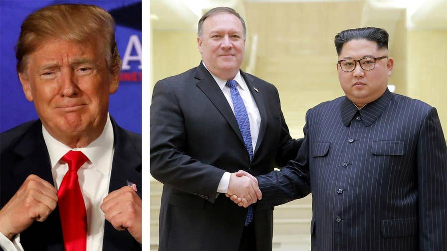North Korea releases three American detainees ahead of a meeting with President Trump; author Jon Meacham shares insight on 'Fox News @ Night with Shannon Bream.'